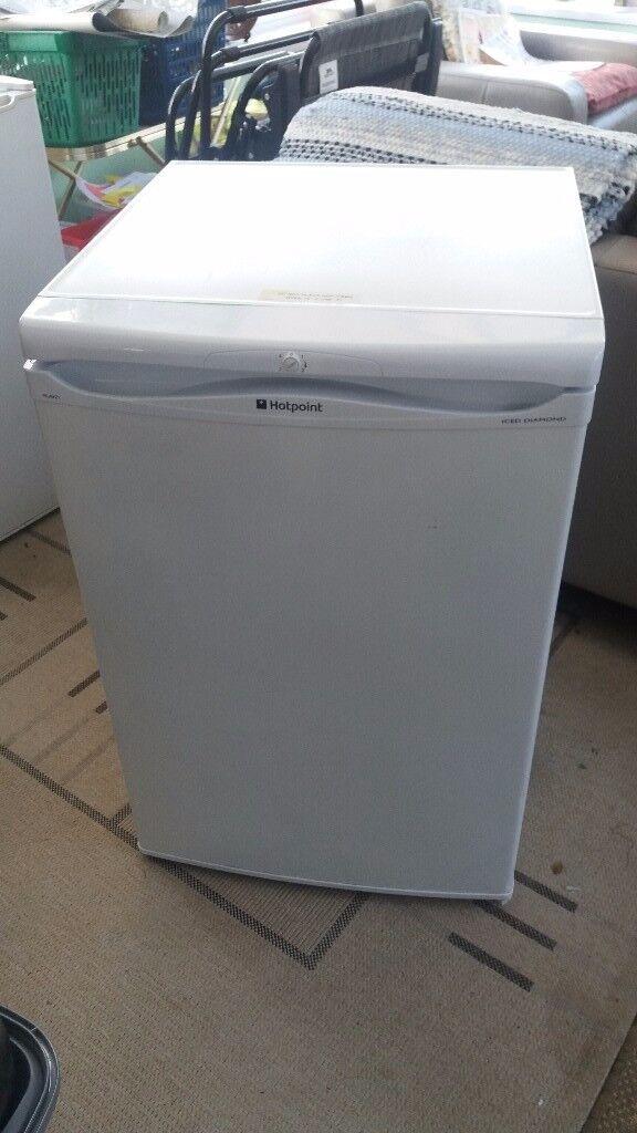 Hotpoint larder fridge