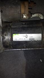 starter motor Renault Laguna 2.2dCi