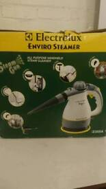 Enviro steamer and sky box