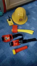 fireman sam set hat talks