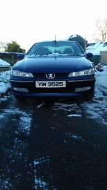 Private Seller Peugeot 406 HDI Diesel Starts and Drives Very Well