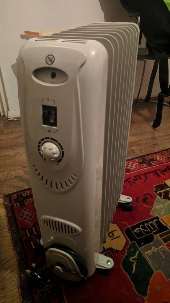 Challenge 2kw oil filled radiator