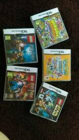 Bundle of 5 DS Games