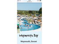 Caravan van hire Weymouth Bay Haven
