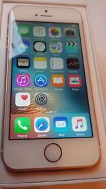 Apple iPhone SE - 64GB - Rose Gold (EE) Smartphone