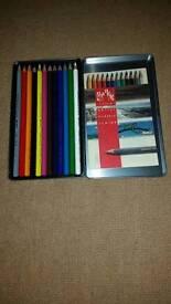 CARAN D'ACHE pencils