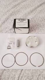 Wossner piston and rings for RMZ 250 07-09