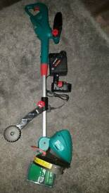Bosch Cordless Grass Trimmer