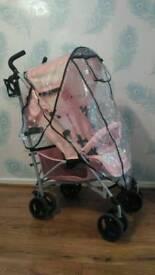 My Babiie pram, pushchair, stroller, buggy