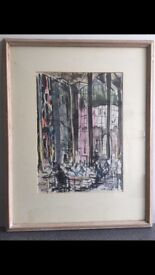 Picture of Coventry Cathedral 1987