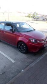 Mg3 style 66 plate only done 5500 miles