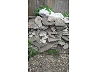 Concrete rubble, free