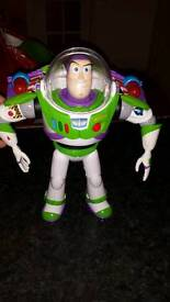 Lights and sounds buzz lightyear