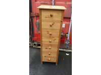 Tallboy/chest of drawers