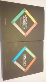 Jon Duckett's Web Design Series