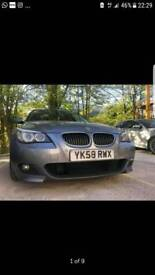 Bmw 525d m sport 2008 HPI CLEAR. PX welcome.