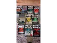 Peter James - Roy Grace books