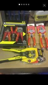 Electrian Tools brand new