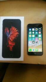 iPhone 6s 64 gb unlocked spec grey