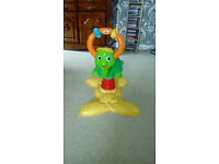 Childs sit on bouncy turtle toy