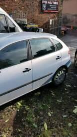 Seat Ibiza 1.4 petrol cheap runner