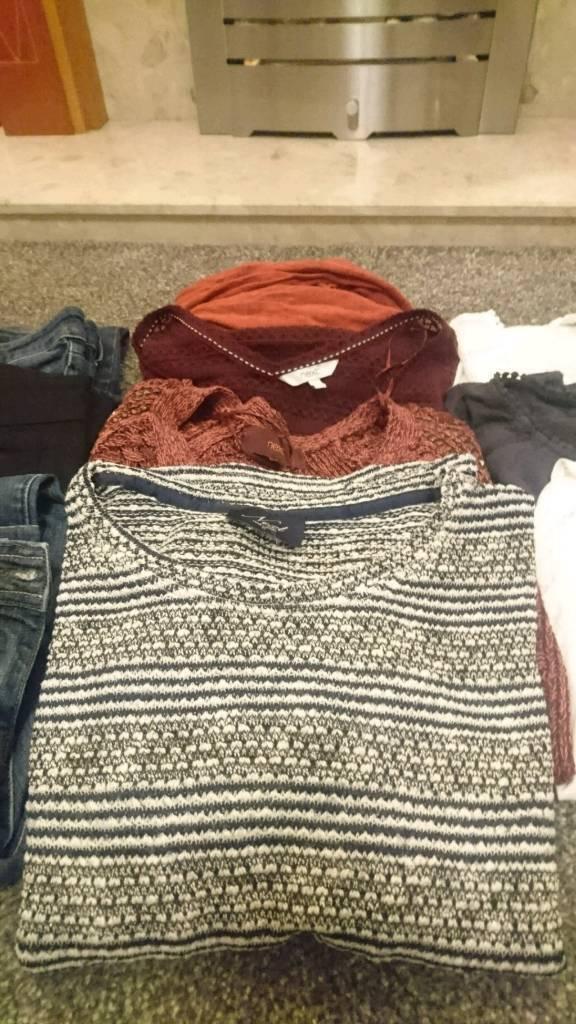 Bundle of Next clothes