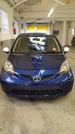 2008 Toyota aygo automatic, 45 K millage,