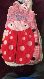 Baby Sleep Bags X4