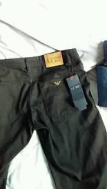 Armani jeans size 36 (dark green)