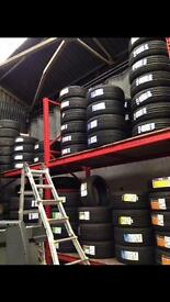 Tyres & Wheel Alignment Services