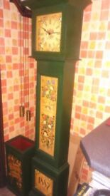 Cottage grandmother clock/ brolly bin