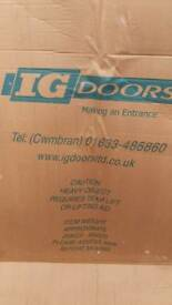 High quality External IG DOORS worth over £500