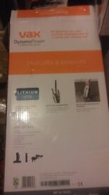 Vacuum cleaner Vax cordless 2 in 1