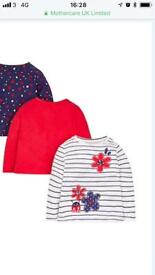 Brand-new Mothercare boys and girls