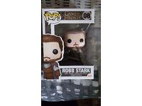 Robb Stark Pop Vinyl
