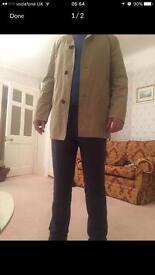 Large tommy hilfiger rain coat