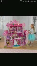 Like new dolls house