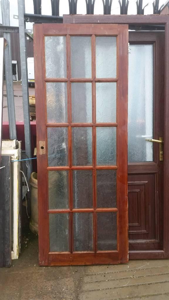 15 Glass Panel Internal Door 260 In Prudhoe Northumberland