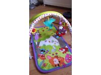 3 in 1 activity gym mat