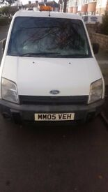 Spares and repairs Ford transit connect van 1.8