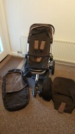 Quinny Buzz - Complete Travel System