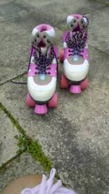 Size 8 Roller Skates (used twice)