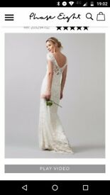 Phase Eight Wedding Dress Unworn As New - £420 ovno