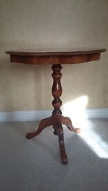 Side or lamp table
