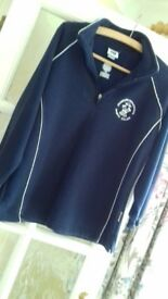 Cranborne Middle School sports sweatshirt - size 32/34 - as new