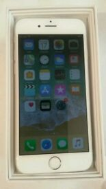 Apple iPhone 6 16gb everything working only problem with can't make and received call