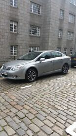 Toyota Avensis 2010 2.0 D 4D T2 4dr low milage 45700 saloon