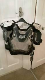 Motocross body armour FOX adult NEW
