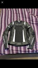 Woman's Richa motorbike jacket