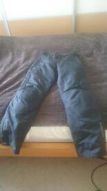 Hein Gericke Goretex Jacket and trousers